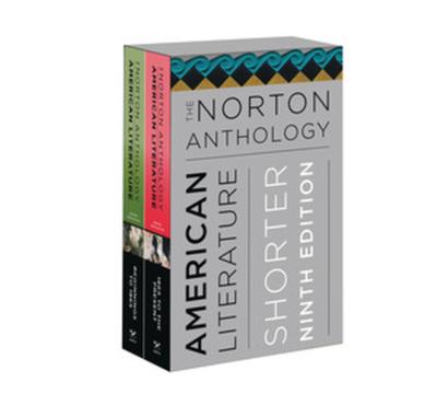 The Norton Anthology of American Literature - Levine, Robert S, Professor (Editor)
