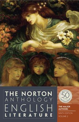 The Norton Anthology of English Literature: The Major Authors, Volume 2 - Greenblatt, Stephen (Editor), and Christ, Carol T (Editor), and David, Alfred (Editor)