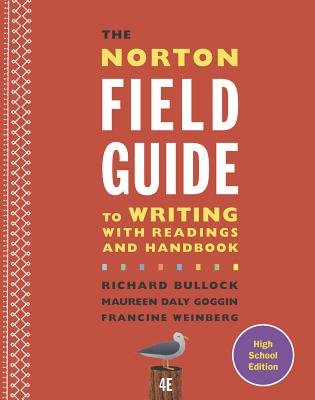 9780393265750: the norton field guide to writing with readings and.