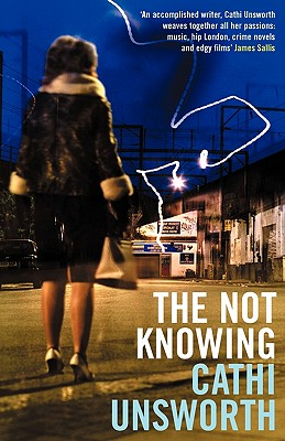 The Not Knowing - Unsworth, Cathi