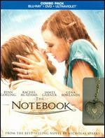 The Notebook [Ultimate Edition] [2 Discs] [Includes Digital Copy] [Blu-ray/DVD]