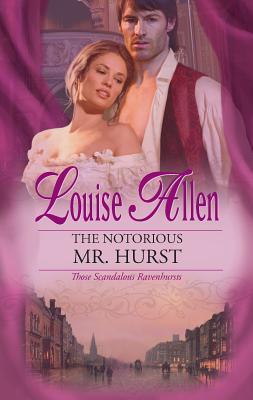 The Notorious Mr. Hurst - Allen, Louise