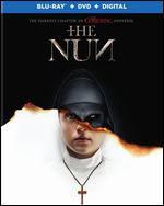 The Nun [Includes Digital Copy] [Blu-ray/DVD] - Corin Hardy