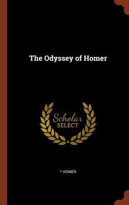 The Odyssey of Homer - Homer, *