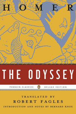 The Odyssey - Homer, and Fagles, Robert, Professor (Translated by), and Knox, Bernard MacGregor Walke (Introduction by)