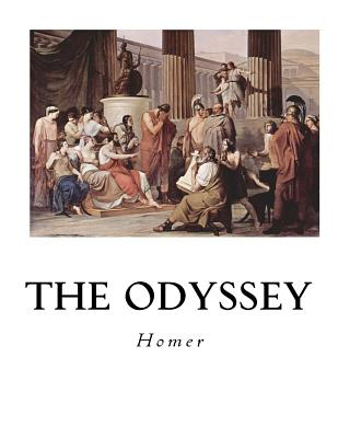 The Odyssey - Homer, and Butler, Samuel (Translated by)