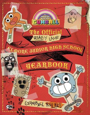 The Official Elmore Junior High School Yearbook - Black, Jake