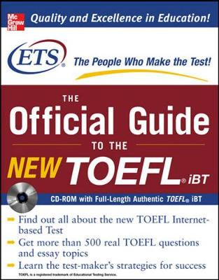 The Official Guide to the New TOEFL iBT - McGraw-Hill (Creator)