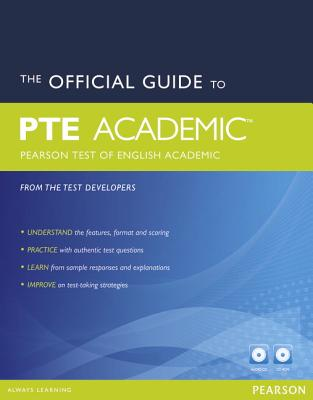 The Official Guide to the Pearson Test of English Academic New Edition Pack -