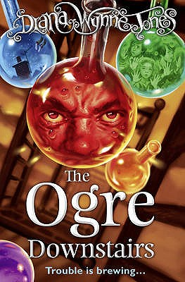 The Ogre Downstairs - Jones, Diana Wynne
