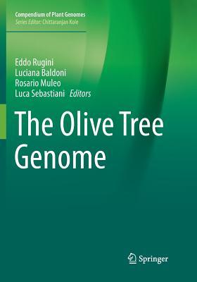 The Olive Tree Genome - Rugini, Eddo (Editor), and Baldoni, Luciana (Editor), and Muleo, Rosario (Editor)
