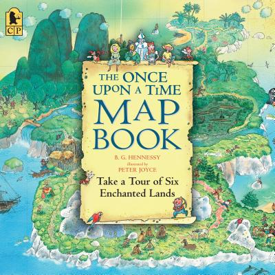 The once upon a time map book big book take a tour of six enchanted the once upon a time map book big book take a tour of six enchanted gumiabroncs Image collections