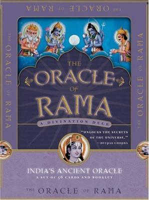 The Oracle of Rama: A Diviniation Deck - Frawley, David, Dr.