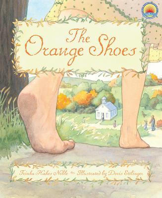 The Orange Shoes - Noble, Trinka Hakes