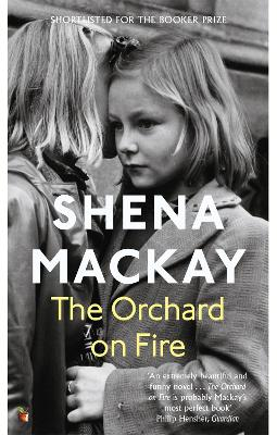 The Orchard on Fire - Mackay, Shena