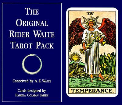 The Original Rider Waite Tarot Set - Waite, Arthur Edward, and Smith, Pamela Coleman (Illustrator), and Greene, Liz (Foreword by)