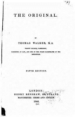 The Original - Walker, Thomas, Dr.