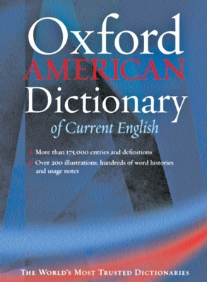 The Oxford American Dictionary of Current English - Abate, Frank R (Preface by)