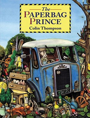 The Paperbag Prince - Thompson, Colin