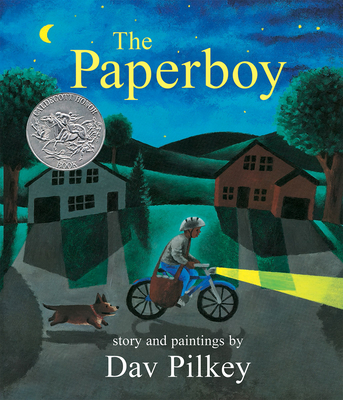 The Paperboy - Pilkey, Dav