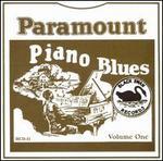 The Paramount Piano Blues 1928-32, Vol. 1