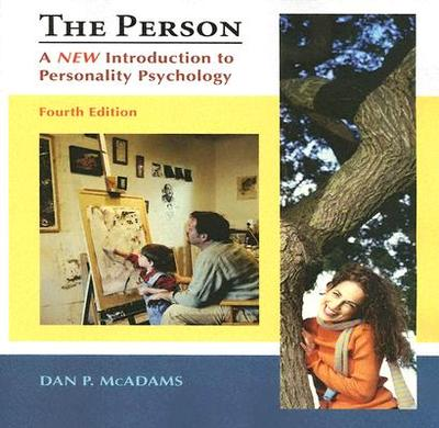 The Person: A New Introduction to Personality Psychology - McAdams, Dan P, PhD