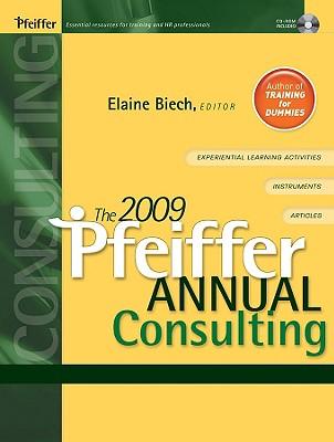 The Pfeiffer Annual: Consulting - Biech, Elaine