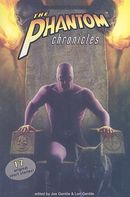 The Phantom Chronicles: New Tales of the Ghost Who Walks! - Gardner, Craig Shaw, and Alexander, Jim, and Bishop, David