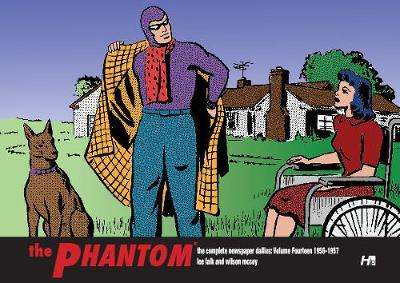 The Phantom the Complete Newspaper Dailies by Lee Falk and Wilson McCoy: Volume Fourteen 1956-1957 - Falk, Lee, and Herman, Daniel (Editor), and McCoy, Wilson