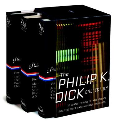 The Philip K. Dick Collection: A Library of America Boxed Set - Dick, Philip K