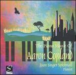 The Piano Music of Aaron Copland