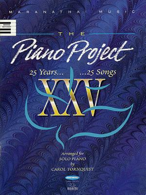 The Piano Project - 25 Years...25 Songs - Allen, Gillespie Hayes