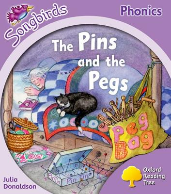 The Pins and the Pegs - Donaldson, Julia