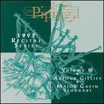 The Piping Centre 1997 Recital Series, Vol. 3