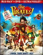 The Pirates! Band of Misfits [2 Discs] [Includes Digital Copy] [UltraViolet] [Blu-ray/DVD]