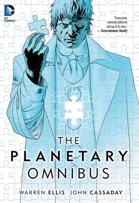 The Planetary Omnibus - Ellis, Warren