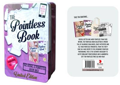 The Pointless Book Collection Tin - Deyes, Alfie