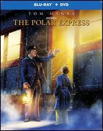 The Polar Express [SteelBook] [Blu-ray/DVD] [2 Discs] - Robert Zemeckis