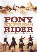 The Pony Express Rider