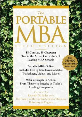 The Portable MBA - Eades, Kenneth M, and Laseter, Timothy M, and Skurnik, Ian