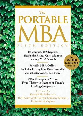 The Portable MBA - Eades, Kenneth M