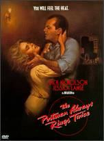 The Postman Always Rings Twice - Bob Rafelson