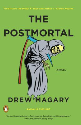The Postmortal - Magary, Drew