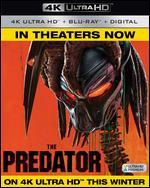 The Predator [Includes Digital Copy] [4K Ultra HD Blu-ray/Blu-ray]