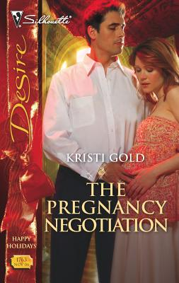 The Pregnancy Negotiation - Gold, Kristi