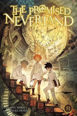 The Promised Neverland, Vol. 13, Volume 13 - Shirai, Kaiu