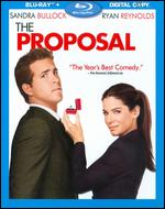 The Proposal [Deluxe Edition] [2 Discs] [Includes Digital Copy] [Blu-ray] - Anne Fletcher