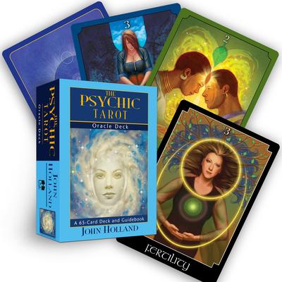 The Psychic Tarot Oracle Deck - Holland, John