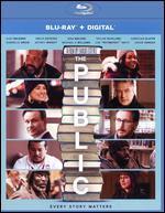 The Public [Includes Digital Copy] [Blu-ray]