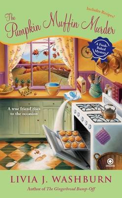 The Pumpkin Muffin Murder - Washburn, Livia J